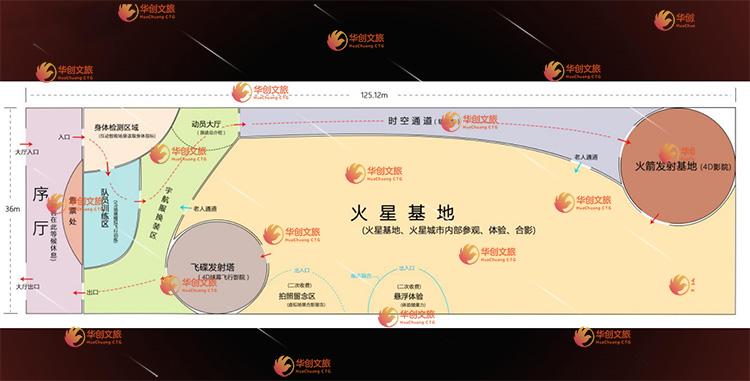 文旅景区全息投影策划