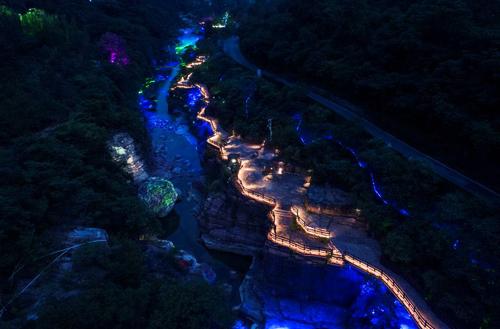 景区夜游策划