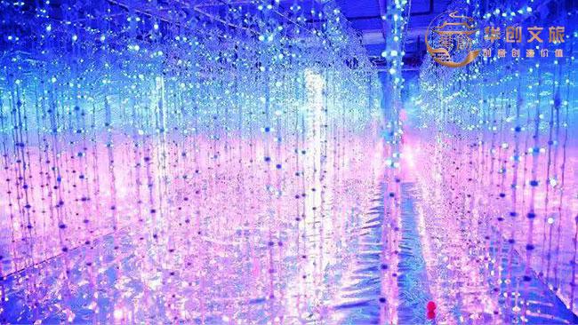 云南首家全息投影5D沉浸式全息互动体验馆成网红打卡地