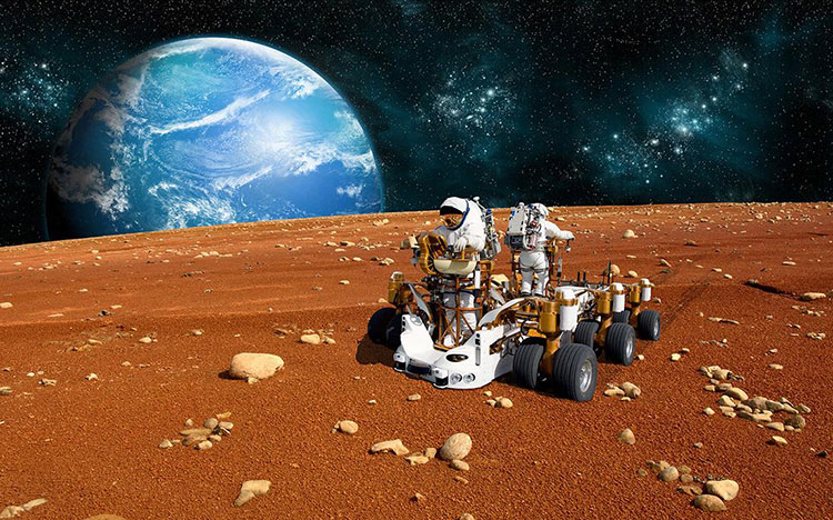 甘肃七彩丹霞探秘火星项目全息投影策划方案